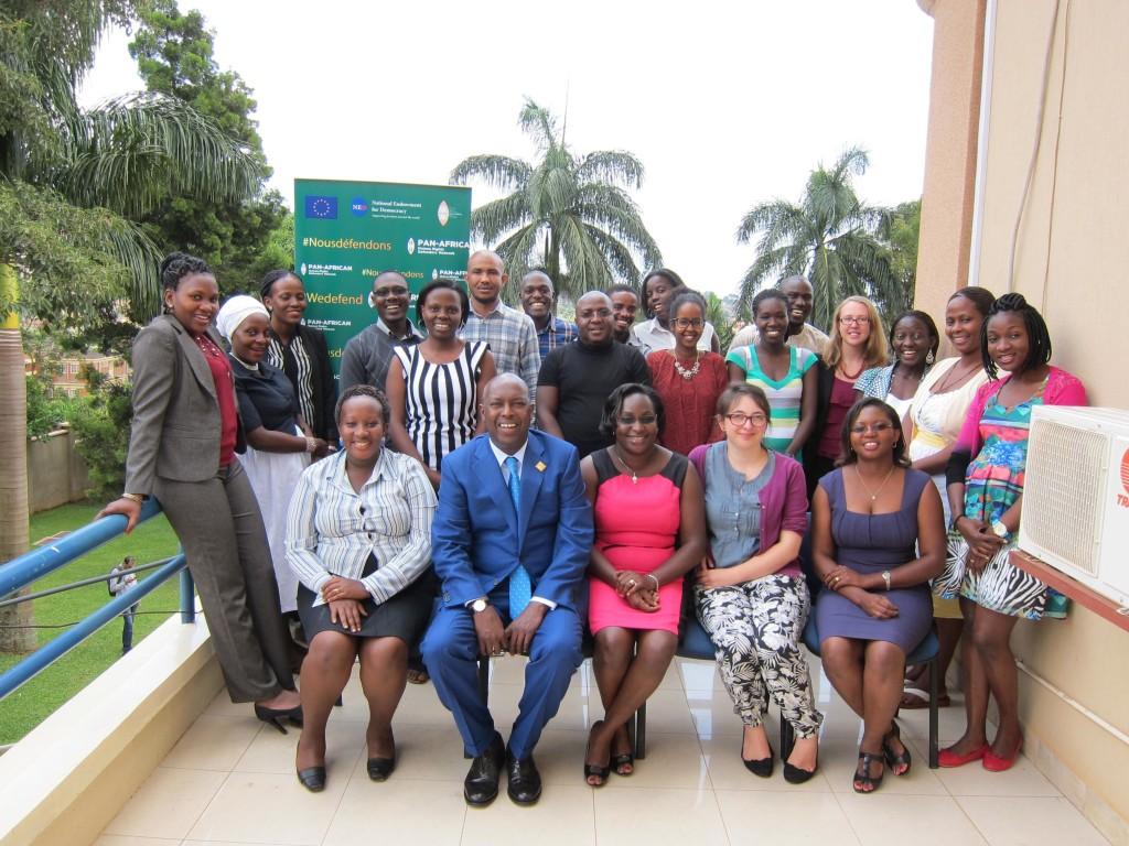 EHAHRDP Welcomes New Interns